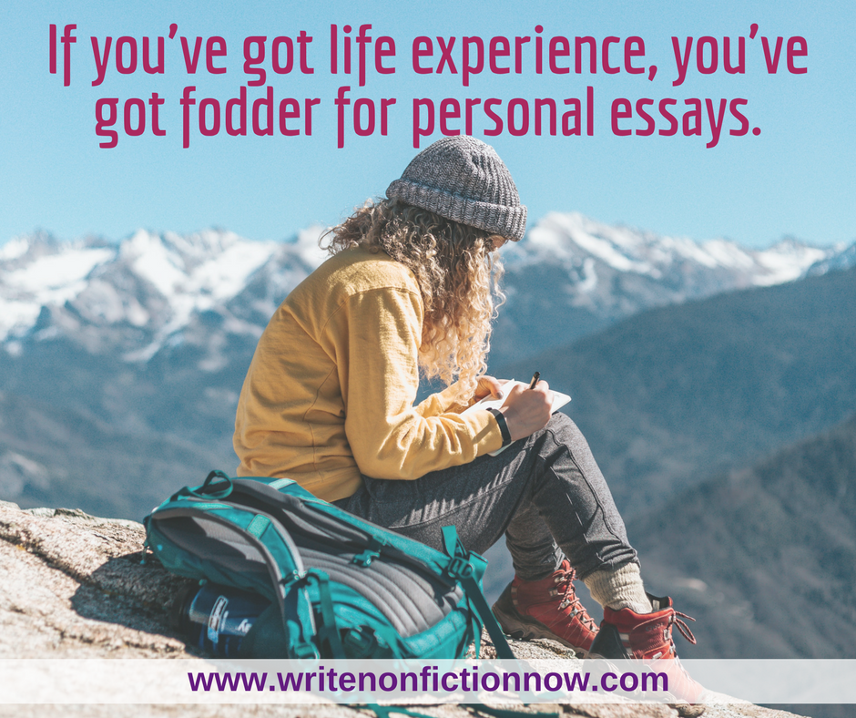 How to Use Life Story and Personal Experience in an Essay