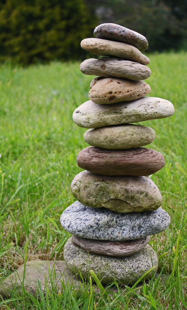 What Rocks Have to Do with Overcoming Writer's Overwhelm