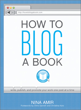 Reduce Social Media Overwhelm by Blogging Your Book