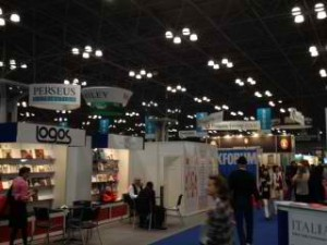 How to pitch a book at BEA