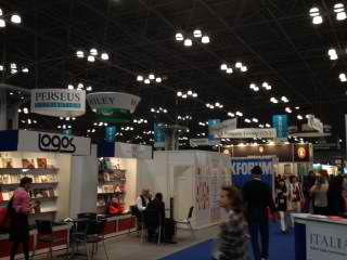 Pitching Book Ideas at Book Expo America (Part 1)