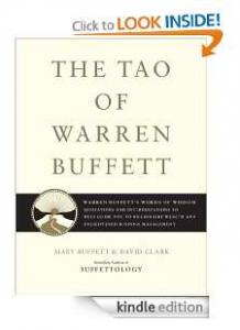 Tao of Warren Buffet
