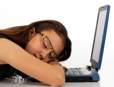 Powering Through to Meet Writing Deadlines Despite Inertia