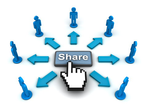 Content Sharing Strategy Builds Platform and Sells Books
