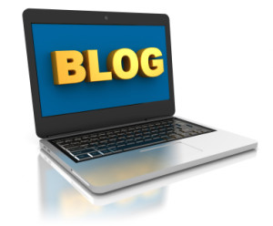 Aspiring authors should consider blogging a book.