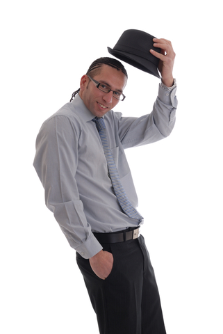 How Willing are You to Wear a Business Hat and Sell Books?