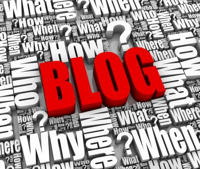 How and Why Writers and Authors Should Start Blogging