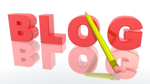 A Blog Provides Serious Writers With an Author Website