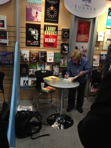 Dr. Ruth at BEA 2013