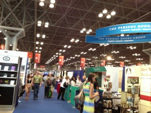 Most publishers are represented at BEA