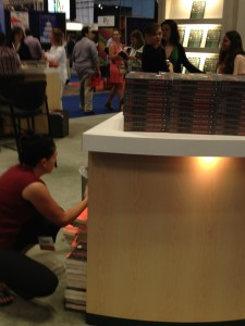 Free books at BEA 2013