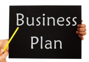 Aspiring authors need a business plan.