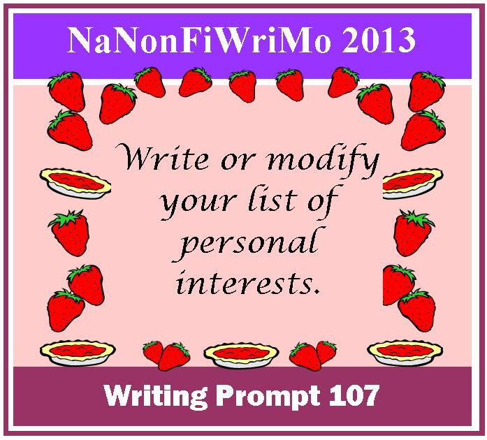 how to write a source list for nonfiction