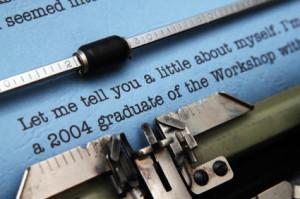 writers need a personal bio