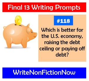 nonfiction  writing Prompt 118
