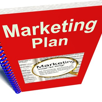 Authors need a marketing plan