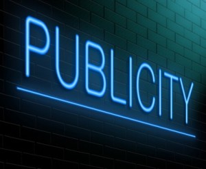 Authors need to consider publicity for their books