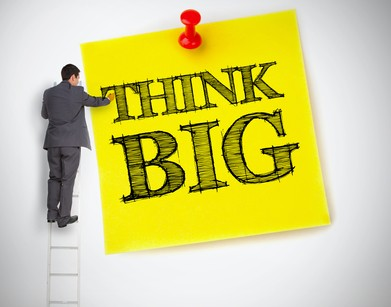 Think Bigger About Your Nonfiction Book or Writing Business