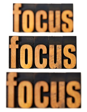 focus on what works