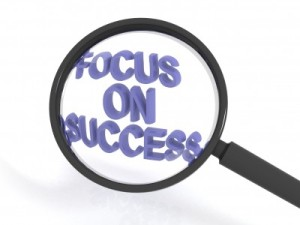 focus on success