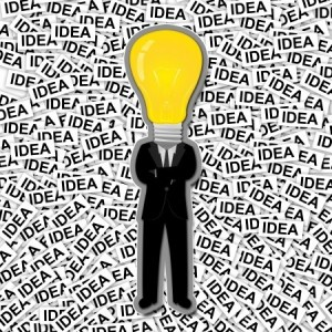 how to create ideas for books