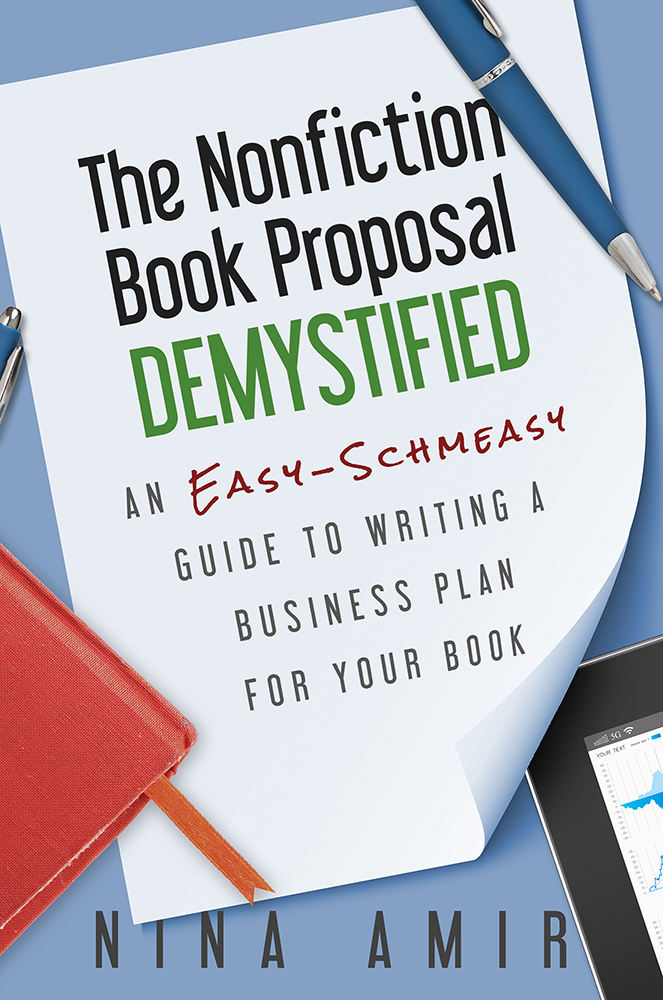 writing a fiction book proposal Here are the 8 elements that every nonfiction book proposal needs if you want to get it published.