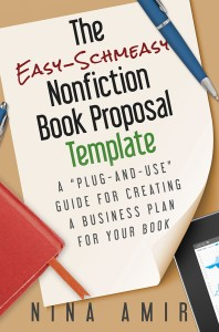 Nonfiction Book Proposal Template (Small)