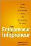 Entrepreneur to Infopreneur cover