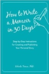How to Write a Memoir coverx100