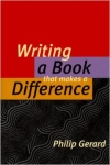 Writing a book difference cover
