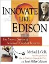 Innovate like Edison cover