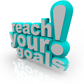 Writers can succeed with goal setting