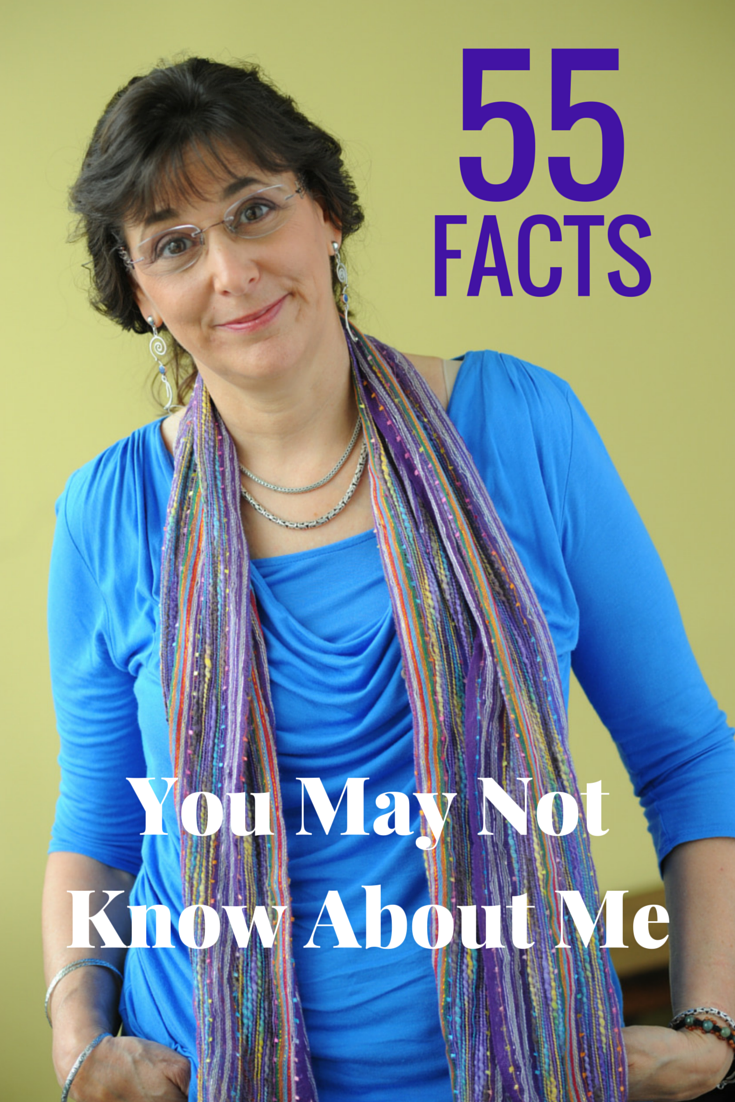 55 Writing Related Facts You May Not Know About Me
