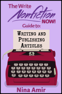 how to write and publish articles