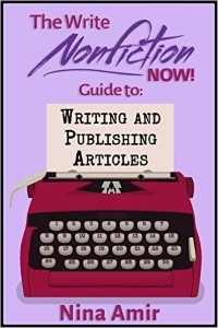 Writing and publishing articles cover