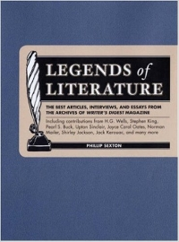 Legends of Literature cover