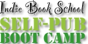 Self-Pub Boot Camp logo x 184