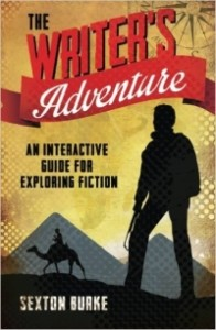 The Writer's Adventure cover