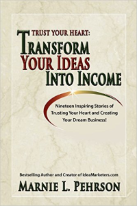 Transform Your Ideas into Income cover