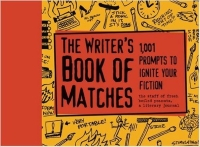 Writer's Book of Matches cover