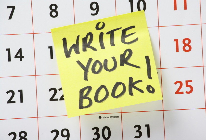 Write your nonfiction book in a month