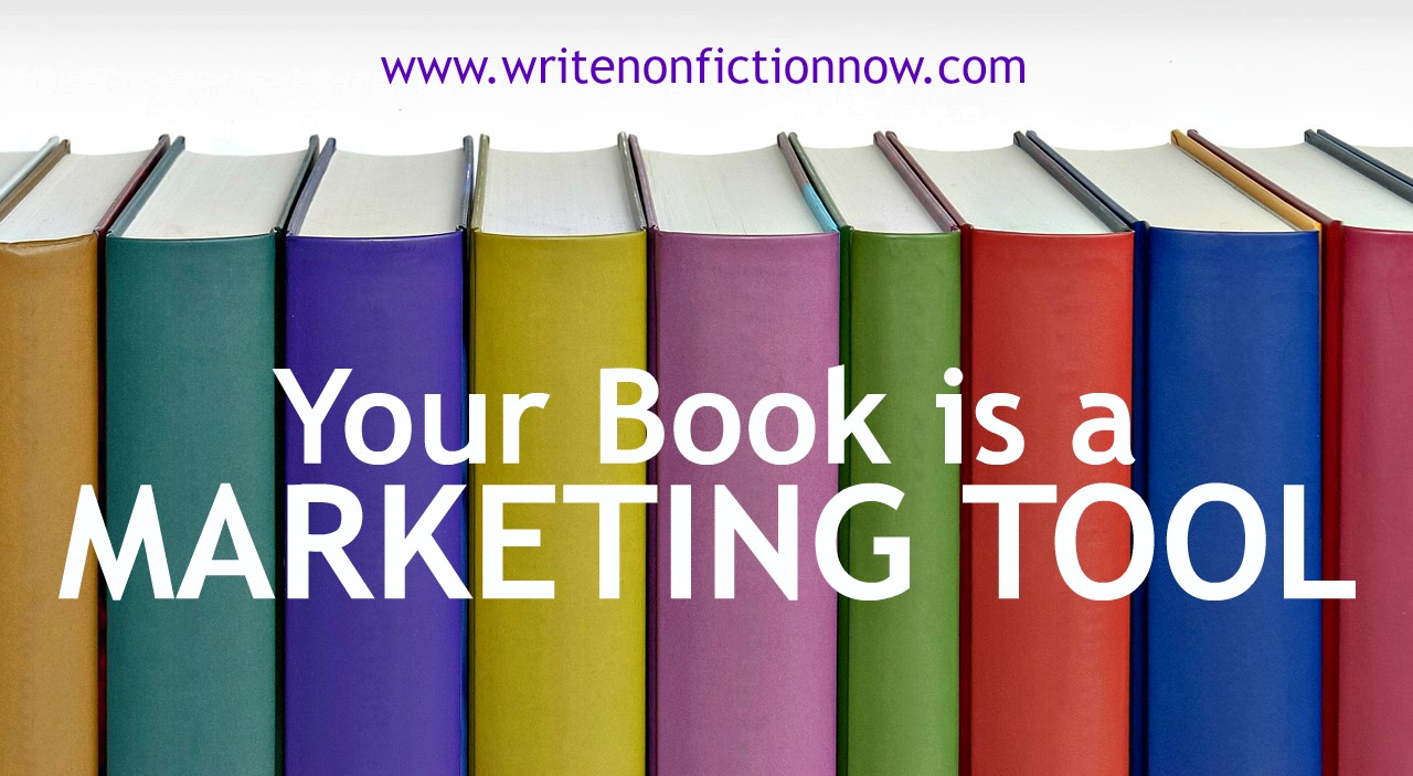 Make Your Book Your Best Marketing Tool