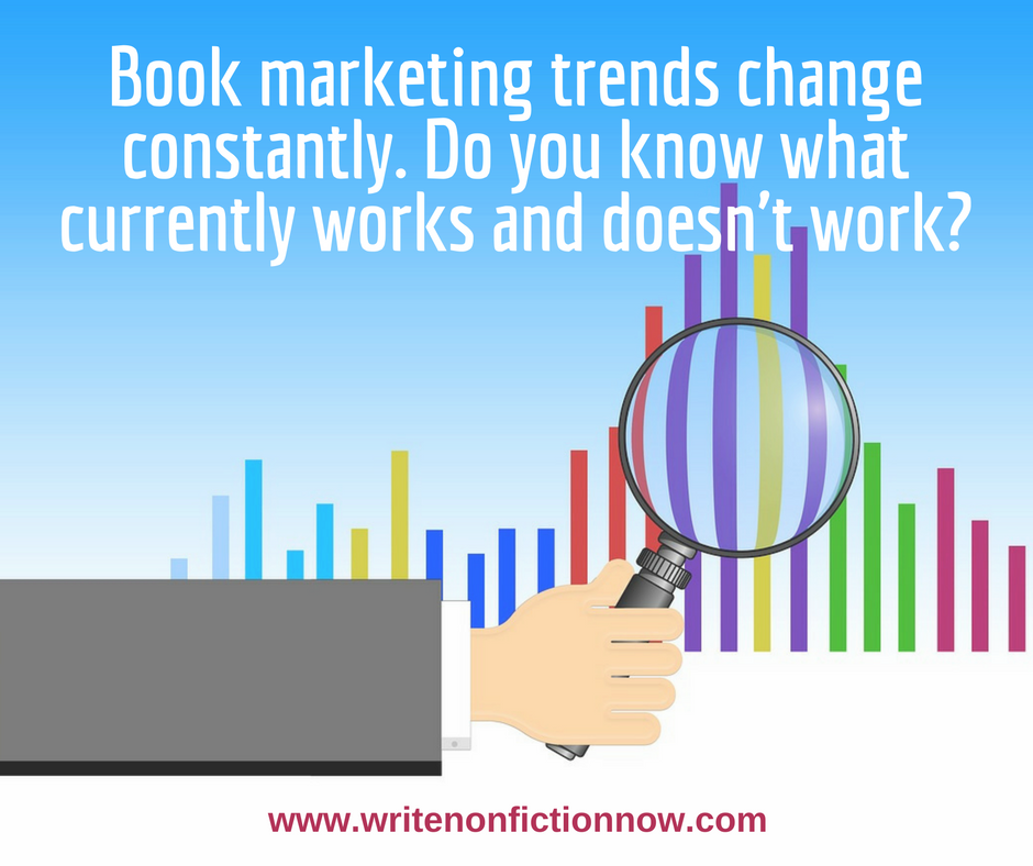 book marketing trends