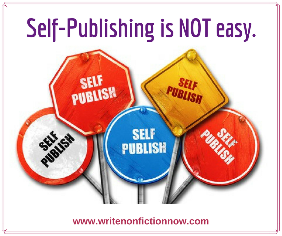 Do You Think Self-Publishing is Easy or Hard?