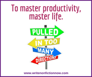 writing productivity