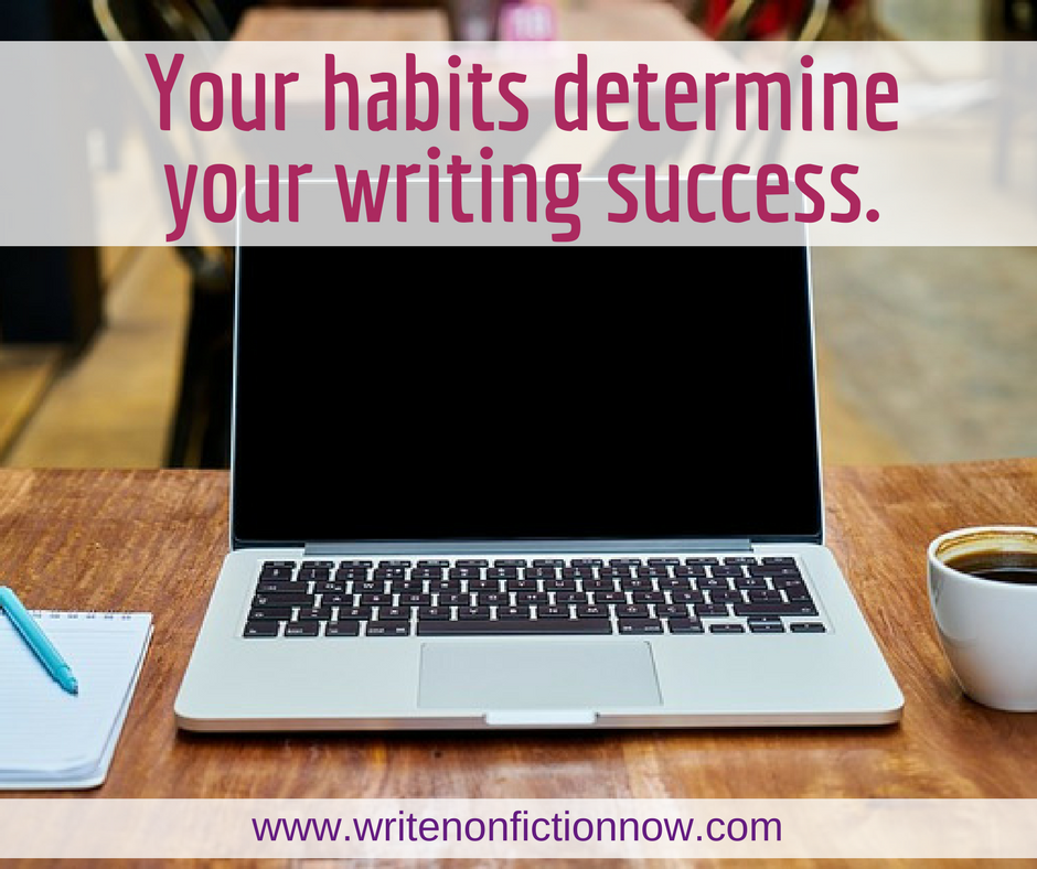 July Nonfiction Writing Challenge: Create a New Helpful Writing Habit