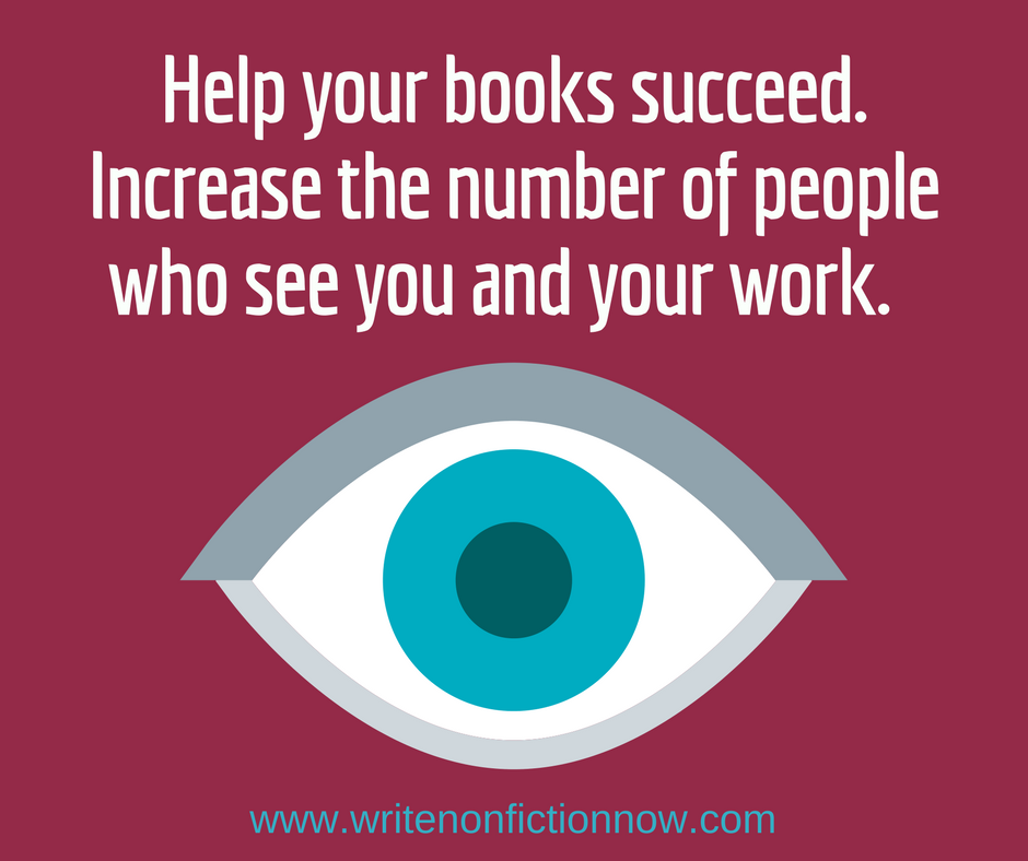 7 Simple Steps to Gain Visibility for You and Your Book