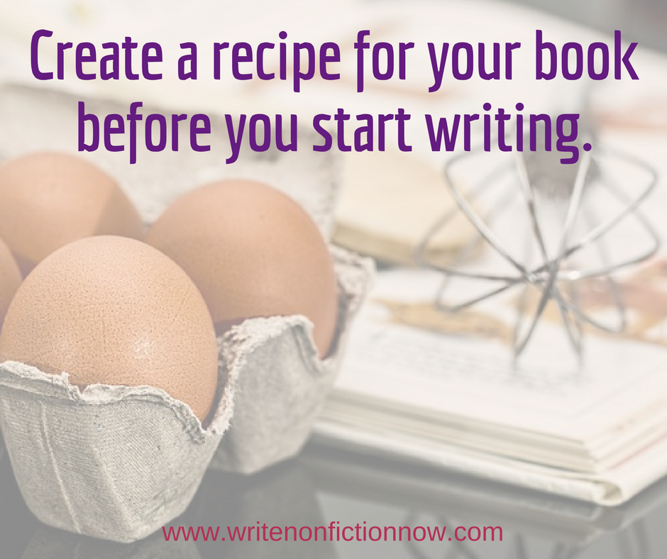 write a nonficiton book in a month