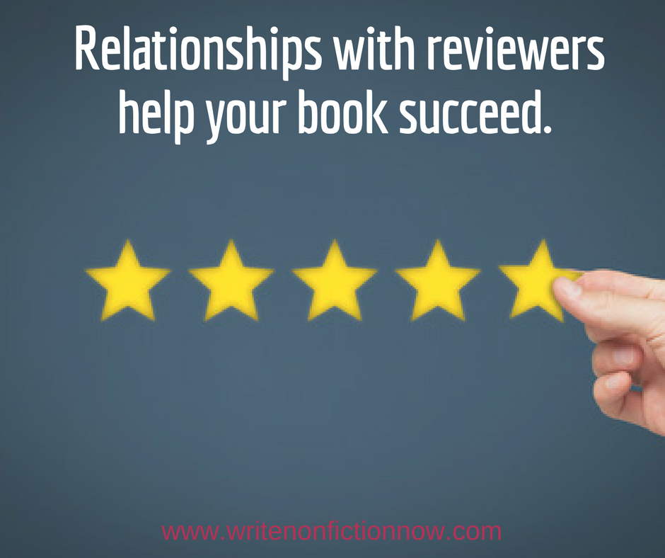 Four Proven Ways to Help Authors Gain More Book Reviews