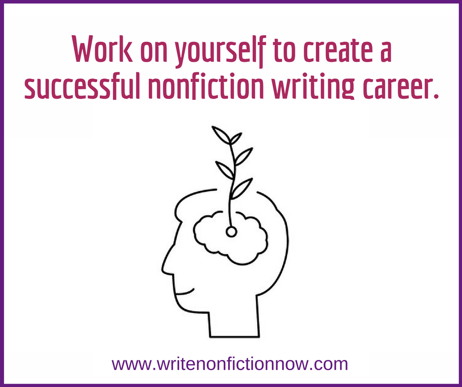 personal growth helps writers succeed